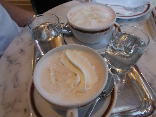 Viennese coffee 2